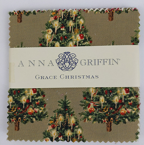 Anna Griffin Grace Christmas Charm Pack