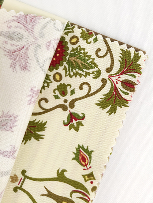 Anna Griffin Grace Christmas Charm Pack by Windham Fabrics 2
