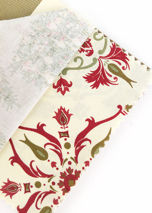 Anna Griffin Grace Christmas Charm Pack by Windham Fabrics 3