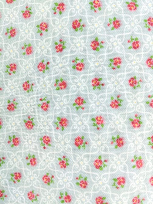 Ambleside by Brenda Riddle for Moda 18604 Out of Print Hard To Find Fabric Sold by the 1/2 Yard 2