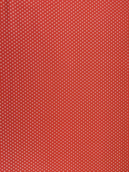 Lori Holt Bee Basics Tiny Daisy Red # C6403 Riley Blake Designs by the 1/2 Yard Red & White Quilting Fabric 4