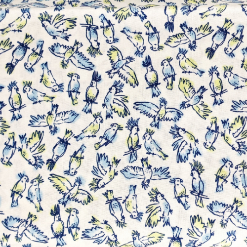 Brisk Birds by Laura Ashely for Camelot