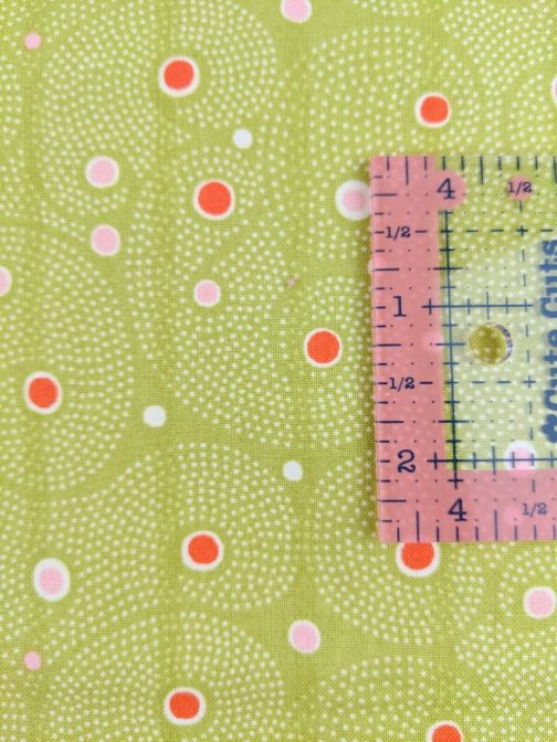 Fresh Squeezed By Sandy Gervais for Moda #17350 Lime Green, Orange, White, 5