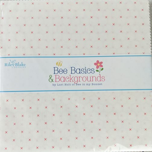 Bee Basics & Backgrounds in White
