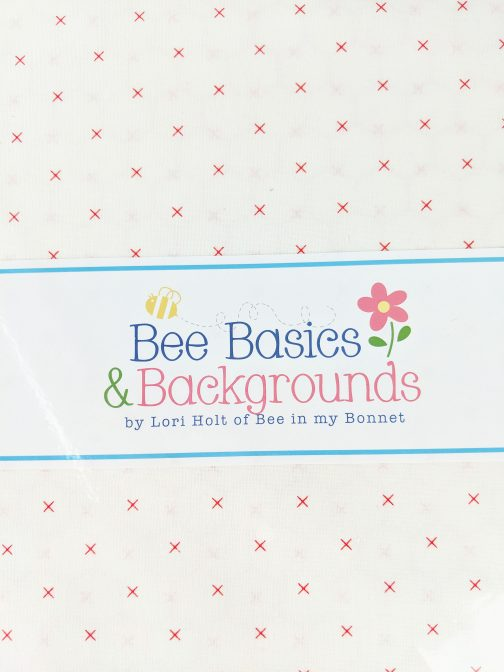 Bee Basics and Backgrounds White Lori Holt