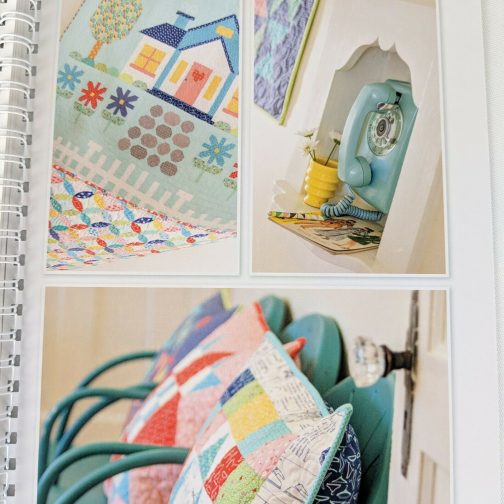 Lori Holt Quilter's Cottage Quilt Pattern Book